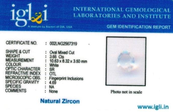 4.25-ratti-certified-zircon Certificate (ID-141)